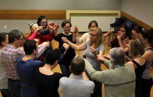 Shalom Polin warsztaty tańca