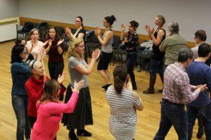 shalom warsztaty tańca