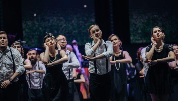 zdjęcie z koncertu fot. Bartek Bańska