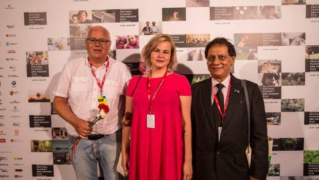 Zdjęcie jury Krakowski Festiwal F
