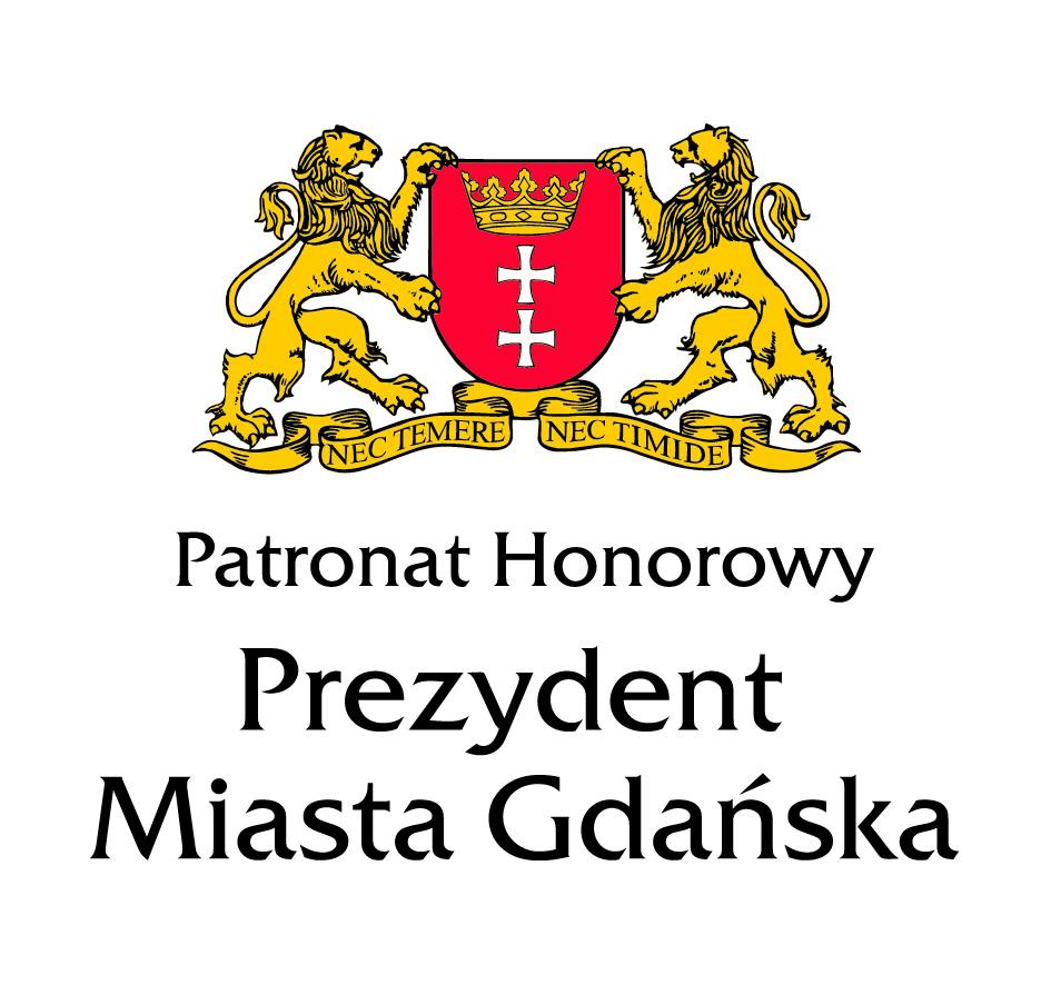 Honorowy patronat Prezydent Gdańska Aleksandry Dulkiewicz