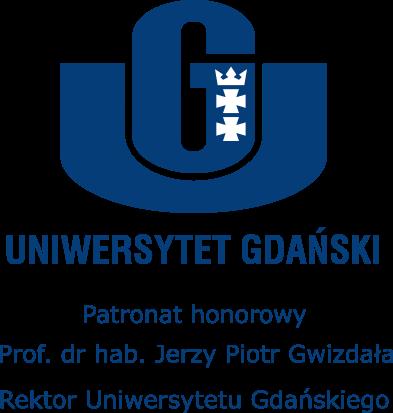 Patronat honorowy JM Rektora Uniwersytetu Gdańskiego prof. dr hab. Jerzego Piotra Gwizdały