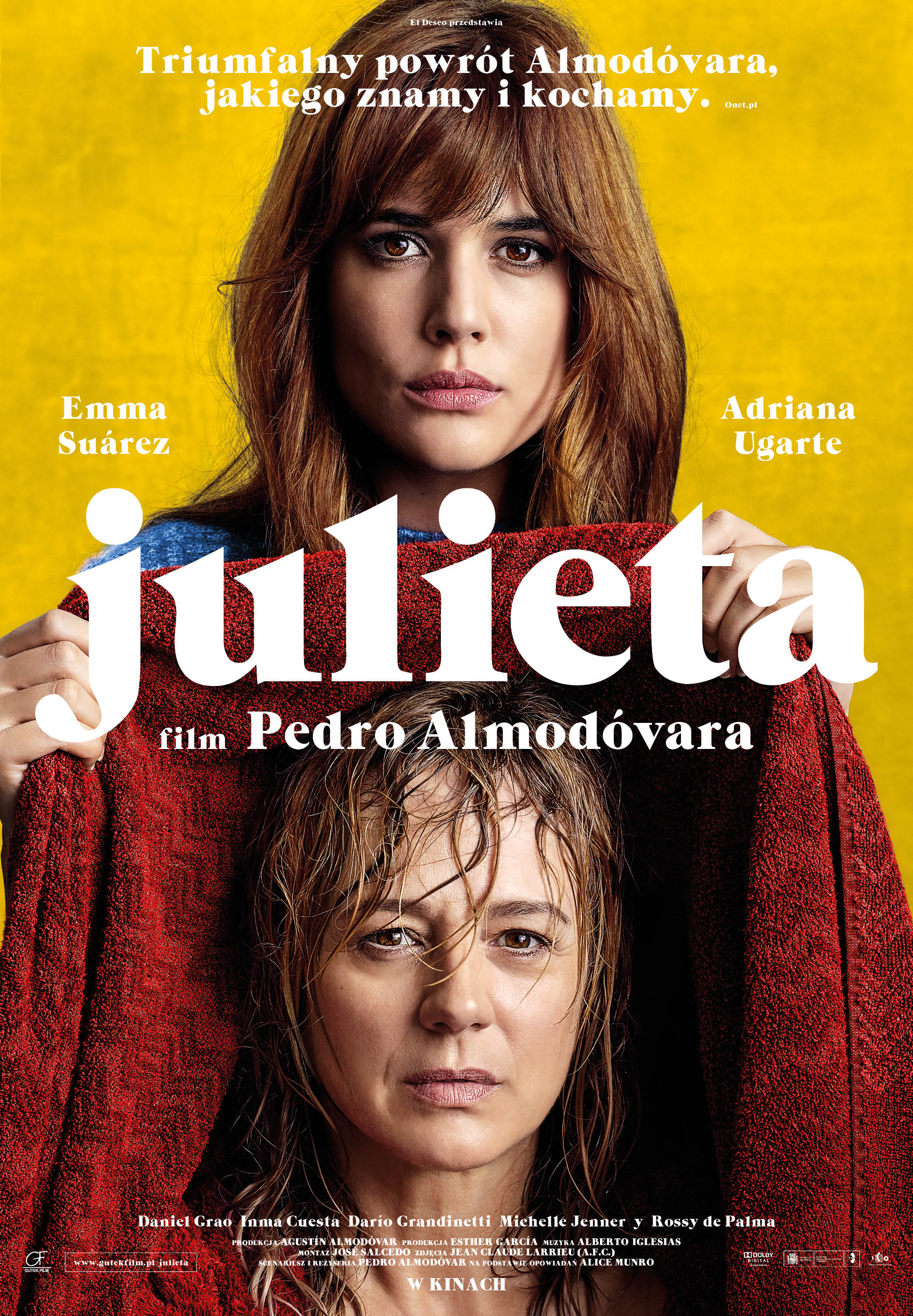 plakat film julieta