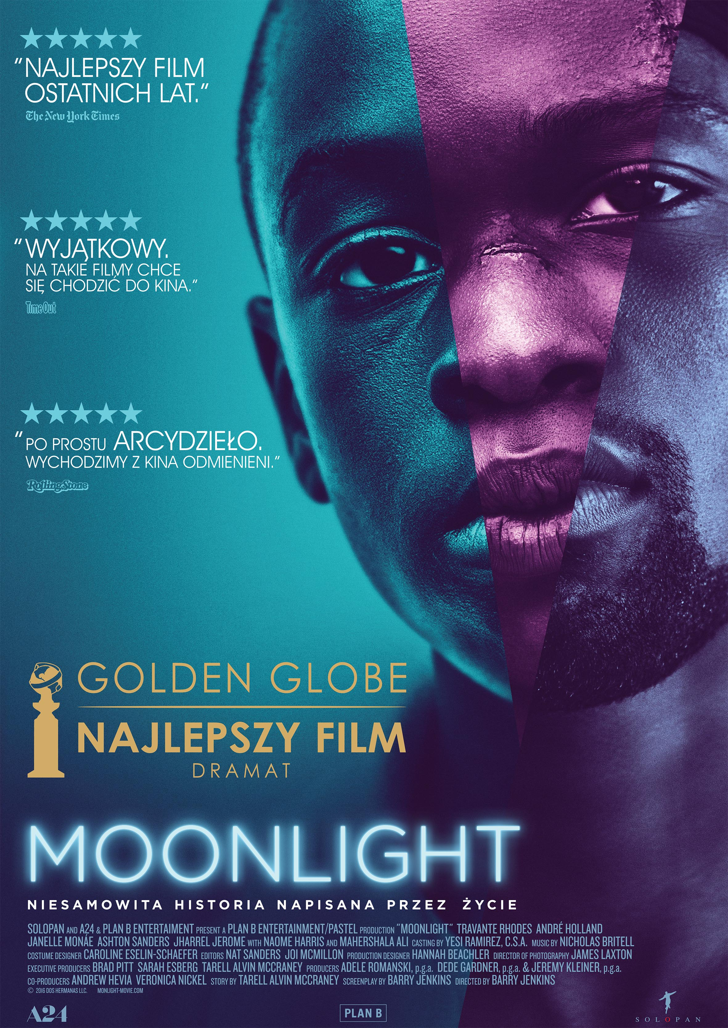 plakat film moonlight