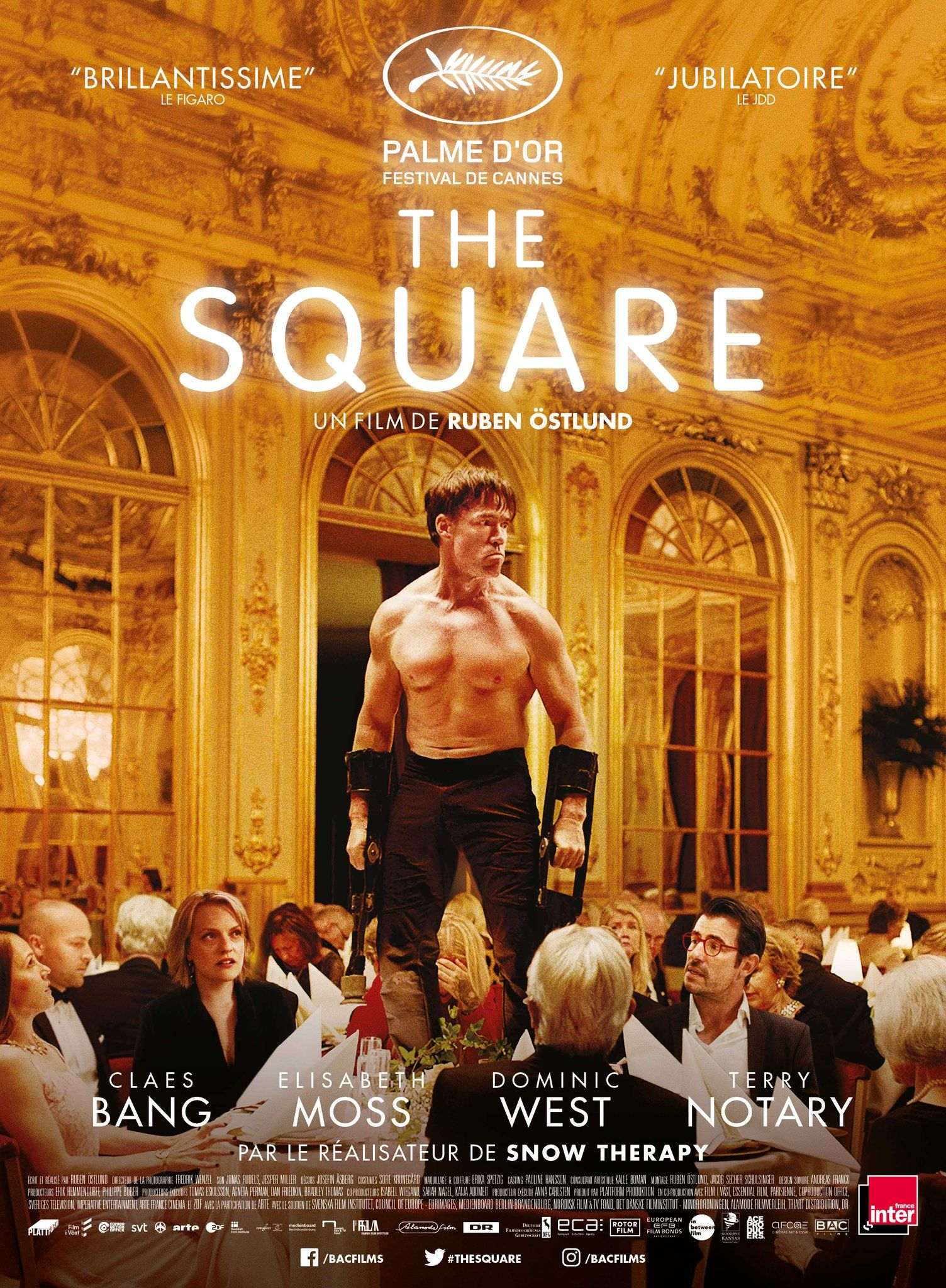 plakat the square