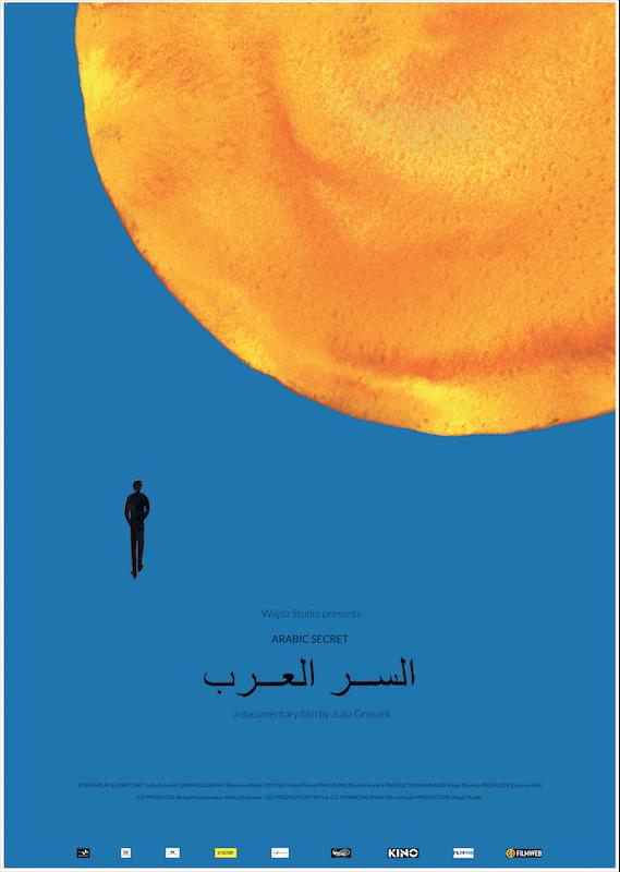 plakat film Arabski serket